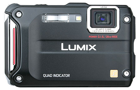 Panasonic Lumix Camera Model FT4