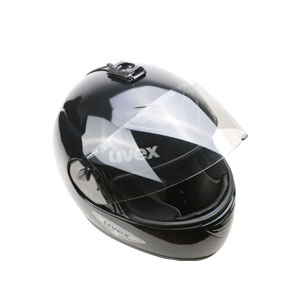 Uvex Helmet with Adaptor for Camera Attachment