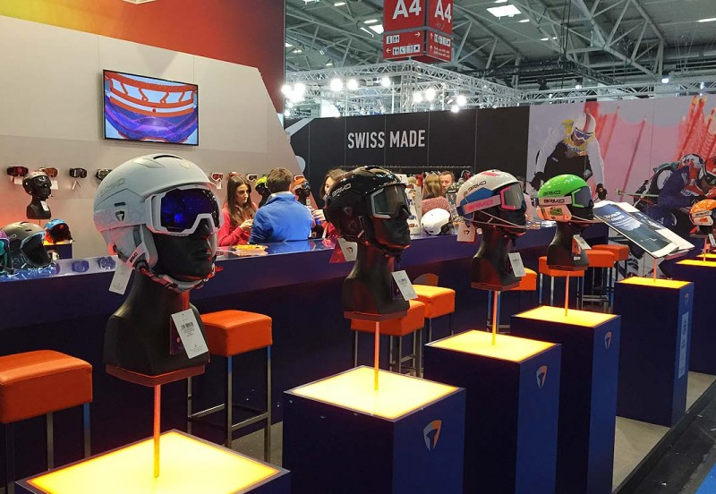 Casco Messestand