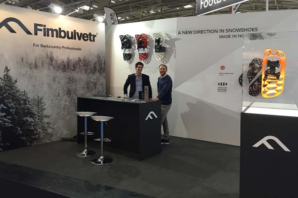Fimbulvetr Messestand