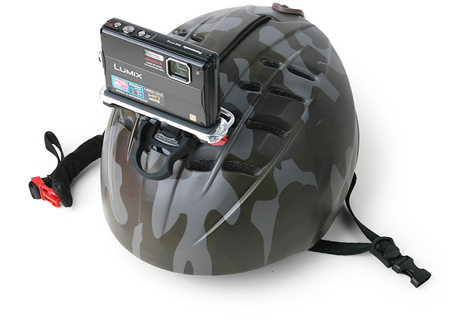 Limar Helmet with attached Camera