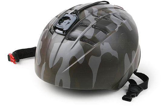 Limar Helmet with Camera Adaptor
