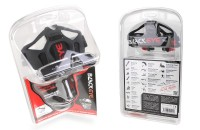 Front and Back view of original Head Gear Packaging
