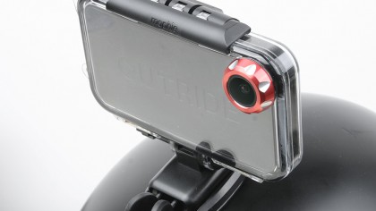 Outride for iphone front view