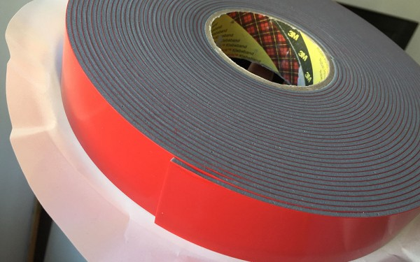 Roll of 3M ® double sided Tape