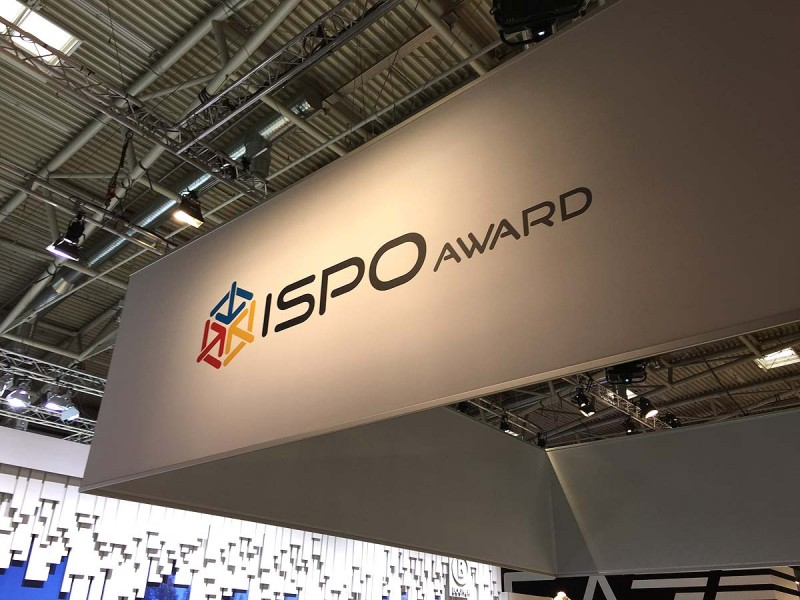 Area des ISPO Brand New Award